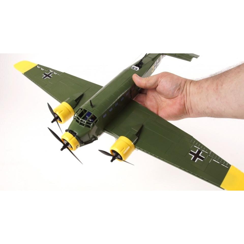 Obrázek 4 produktu Cobi 5710 World War II Německý dopravní letoun Junkers JU 52/3M