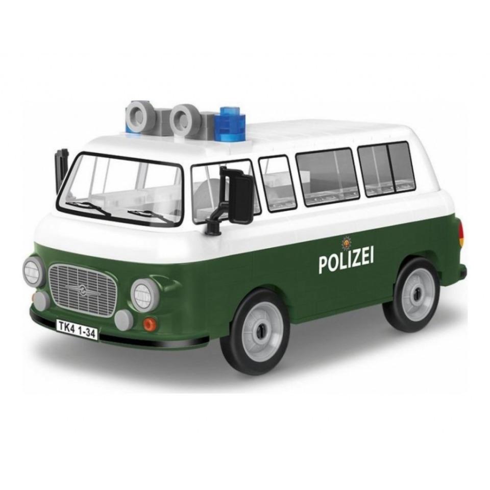 Obrázek 2 produktu Cobi 24596 Barkas B1000 Polizei, 1:35, 157 k