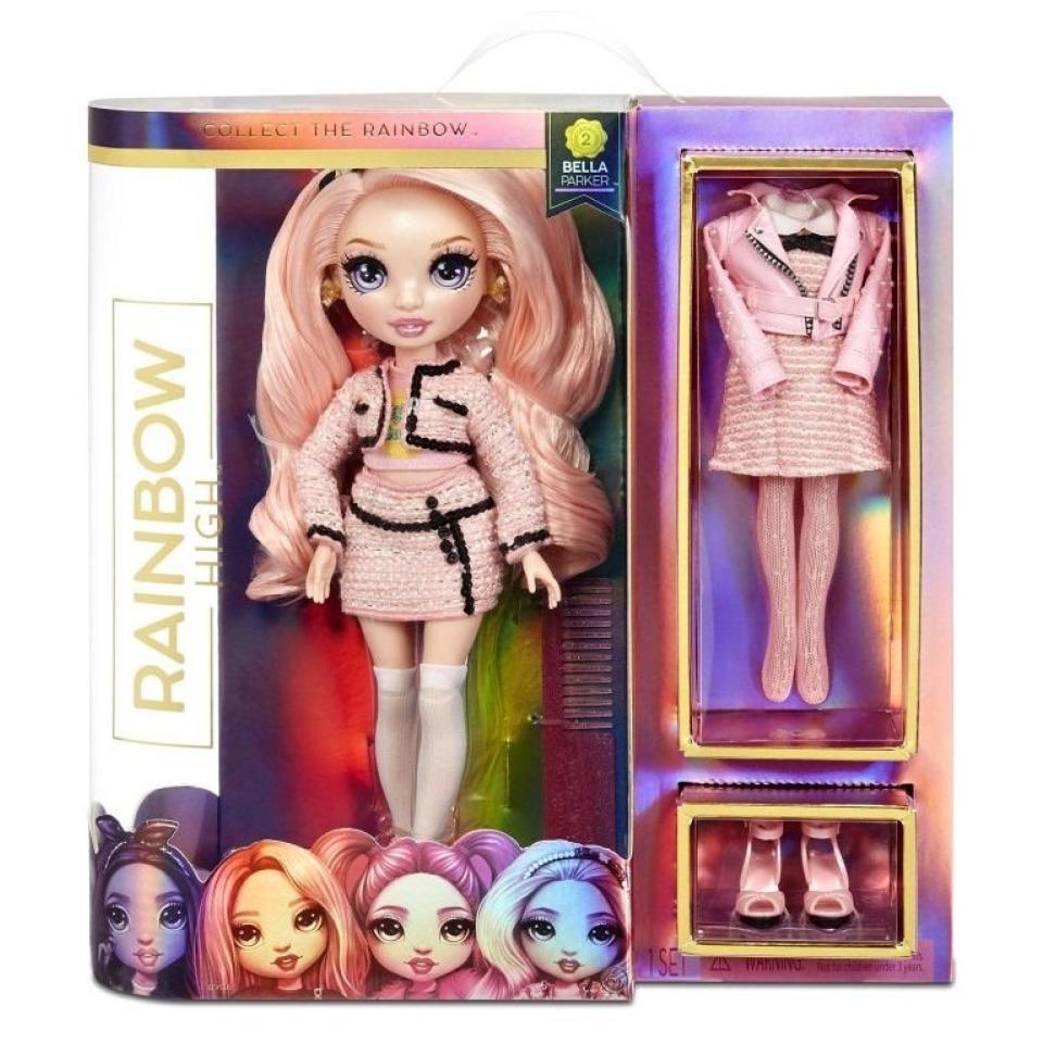 Obrázek 3 produktu MGA Rainbow High Fashion panenka BELLA PARKER