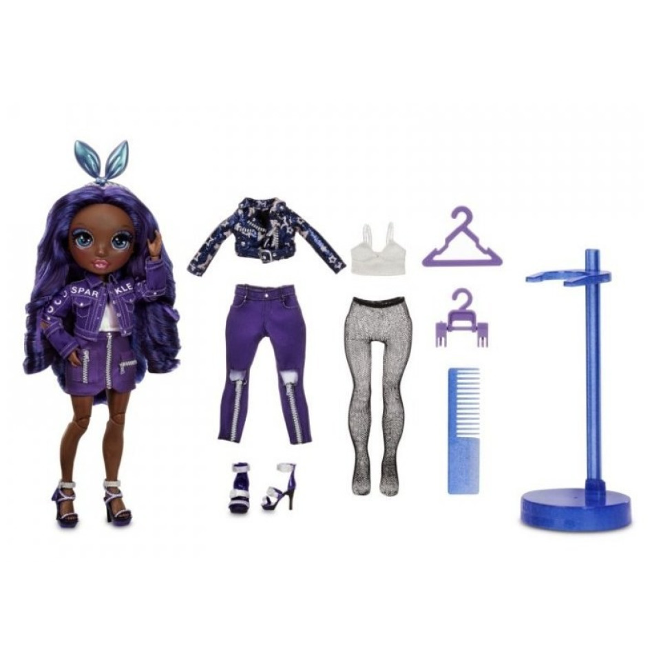 Obrázek 1 produktu MGA Rainbow High Fashion panenka KRYSTAL BAILEY