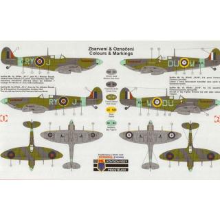 Obrázek 2 produktu Spitfire Mk.Vb 1:72