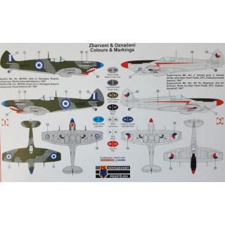 Obrázek 2 produktu Spitfire Mk.IX 1:72