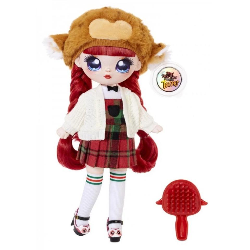 Obrázek 1 produktu MGA Na! Na! Na! Surprise Surprise Teenagerka Samantha Smartie