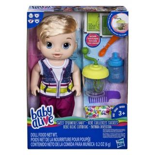 Obrázek 2 produktu Baby Alive Blonďatý chlapec s mixérem