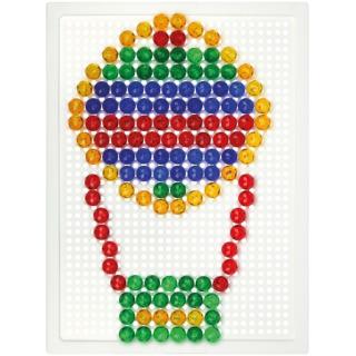Obrázek 2 produktu LENA Mozaika malá, 140 dílků, 10mm