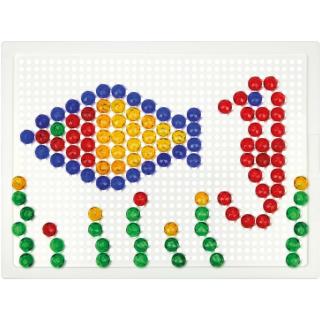 Obrázek 3 produktu LENA Mozaika malá, 140 dílků, 10mm