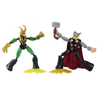 Obrázek 2 produktu Avengers figurka Bend and Flex THOR vs LOKI, Hasbro F0245
