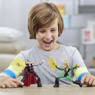 Obrázek 3 produktu Avengers figurka Bend and Flex THOR vs LOKI, Hasbro F0245