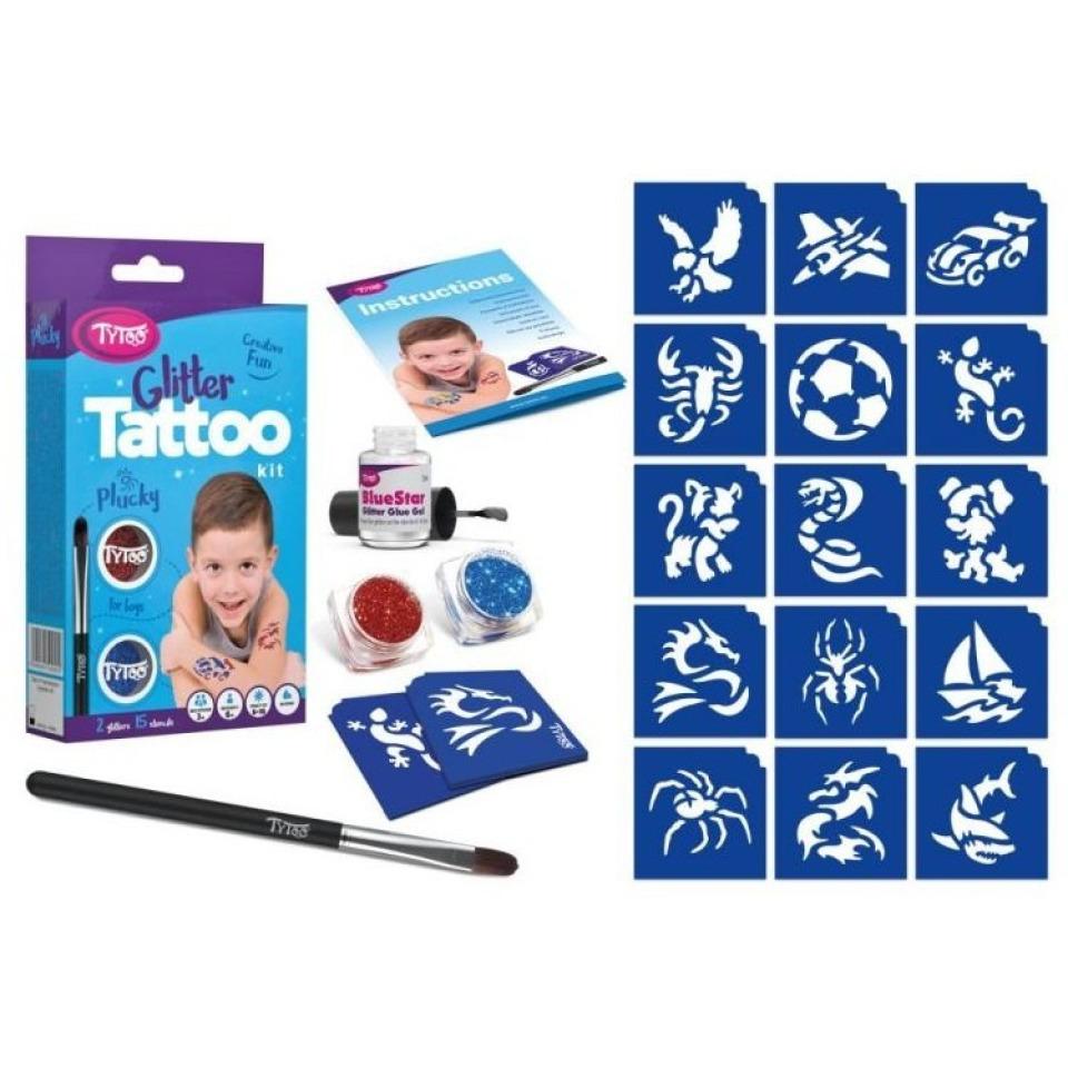 Obrázek 1 produktu Tytoo tetování Plucky