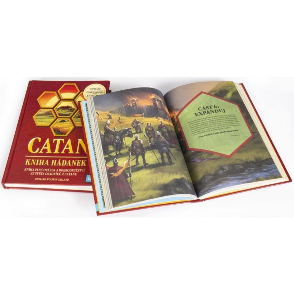 Obrázek 2 produktu Albi CATAN Kniha hádanek