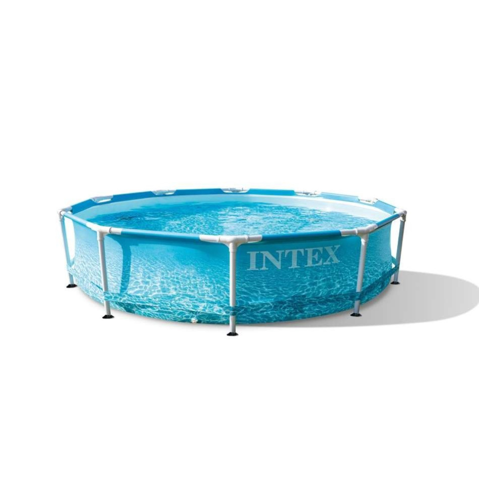 Obrázek 2 produktu Intex 28208 Bazén Beachside Metal Frame Pool 305 x 76 cm