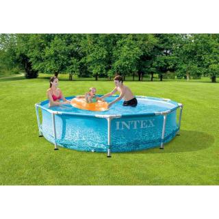 Obrázek 4 produktu Intex 28208 Bazén Beachside Metal Frame Pool 305 x 76 cm