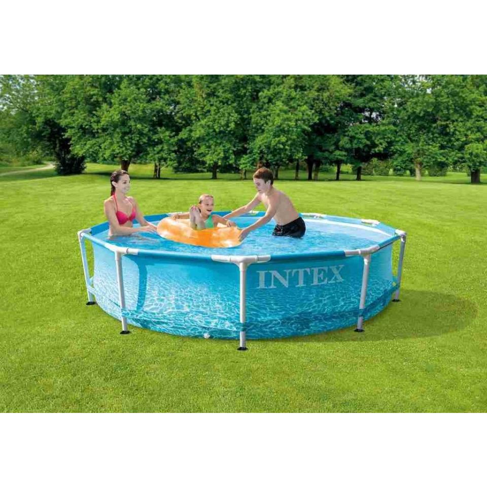 Obrázek 3 produktu Intex 28208 Bazén Beachside Metal Frame Pool 305 x 76 cm