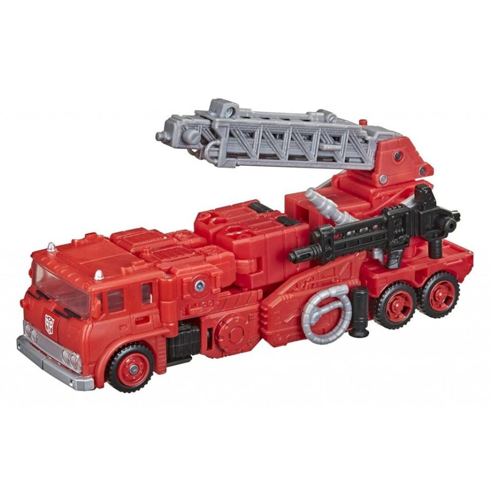 Obrázek 2 produktu Transformers Generations WFC Kingdom INFERNO, Hasbro F0694