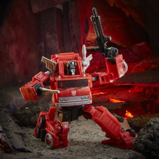 Obrázek 4 produktu Transformers Generations WFC Kingdom INFERNO, Hasbro F0694