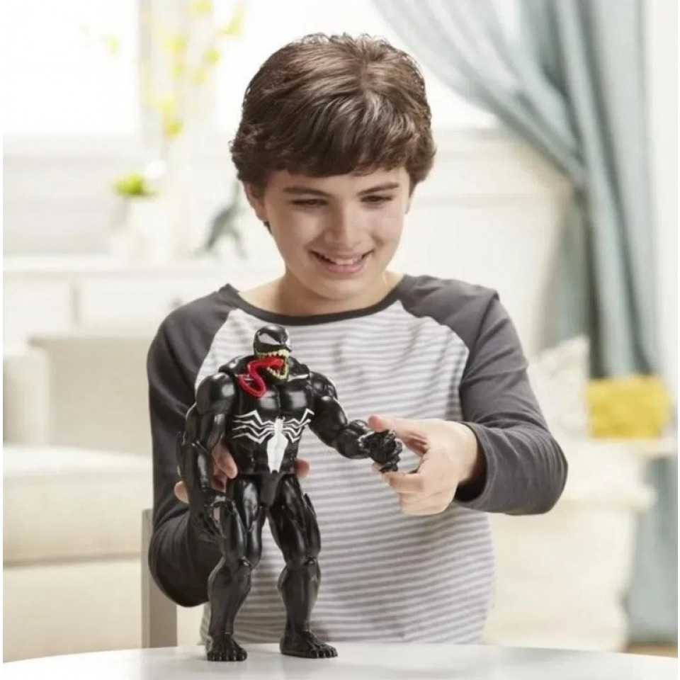 Obrázek 2 produktu Spiderman Titan Hero Maximum Venom 30 cm, Hasbro E8684