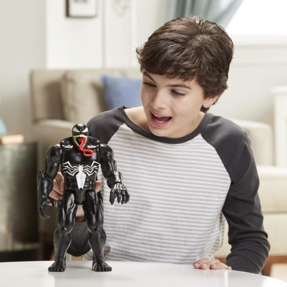 Obrázek 3 produktu Spiderman Titan Hero Maximum Venom 30 cm, Hasbro E8684