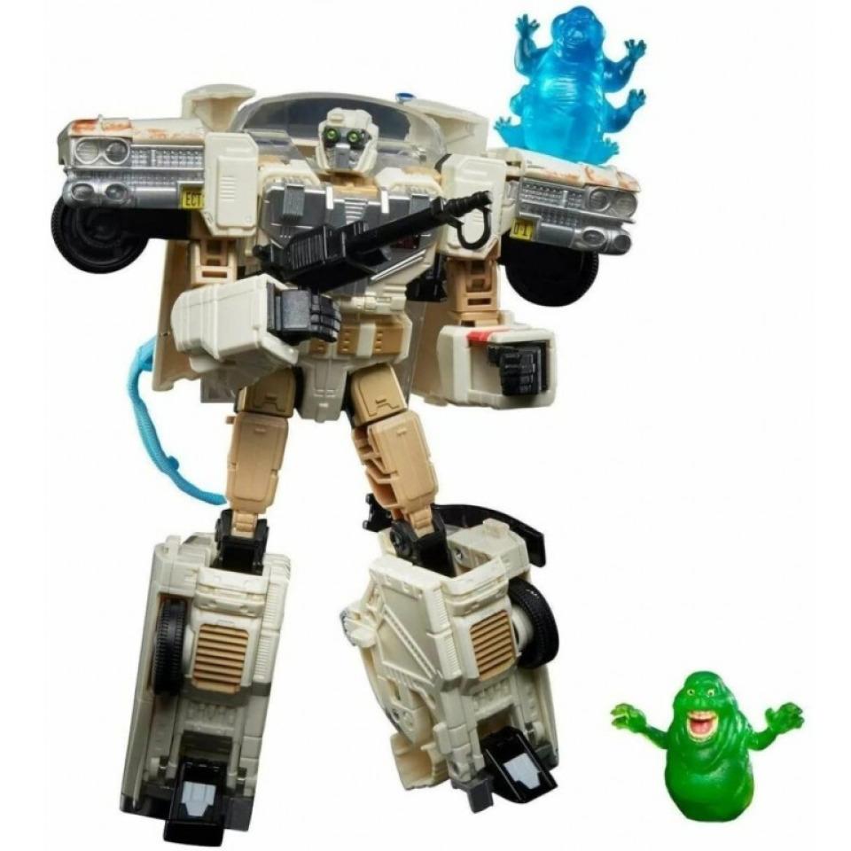Obrázek 1 produktu Transformers Ectotron Ghostbusters Ecto-1