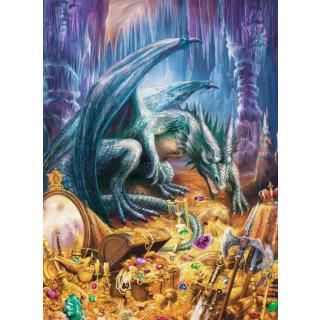 Obrázek 2 produktu Ravensburger 12940 Puzzle Dračí poklad XXL 100 dílků