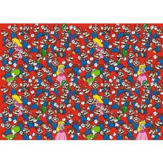 Obrázek 2 produktu Ravensburger 16525 Puzzle Super Mario Challenge 1000 dílků