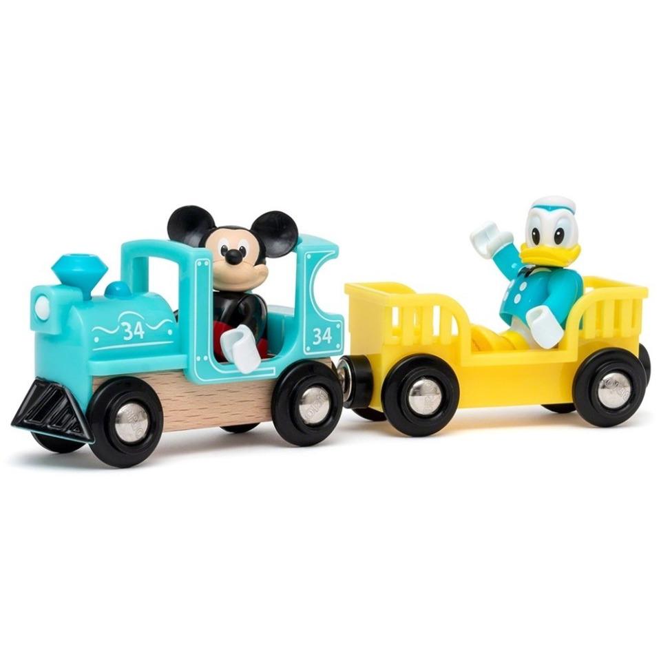 Obrázek 2 produktu BRIO 32277 Vlakový set Myšáka Mickeyho