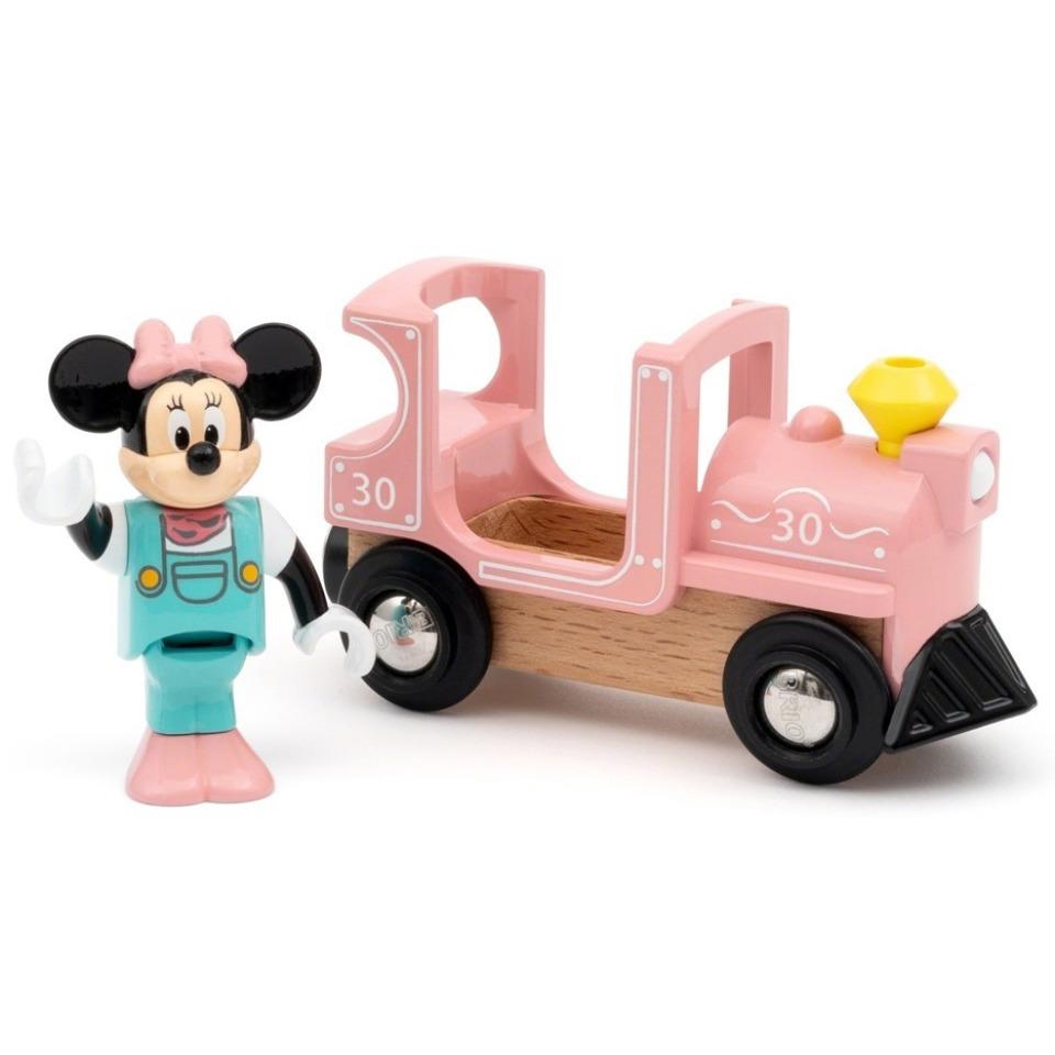 Obrázek 1 produktu BRIO 32288 Lokomotiva Myšky Minnie