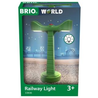 Obrázek 3 produktu BRIO 33836 LED Osvětlení dráhy