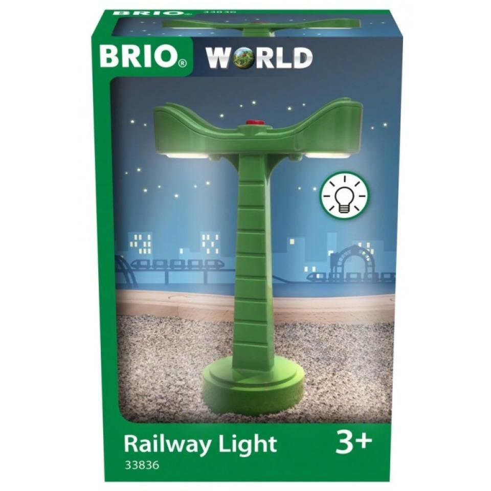 Obrázek 2 produktu BRIO 33836 LED Osvětlení dráhy