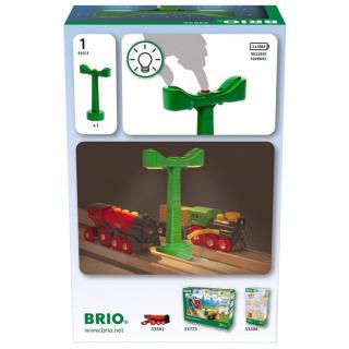 Obrázek 4 produktu BRIO 33836 LED Osvětlení dráhy