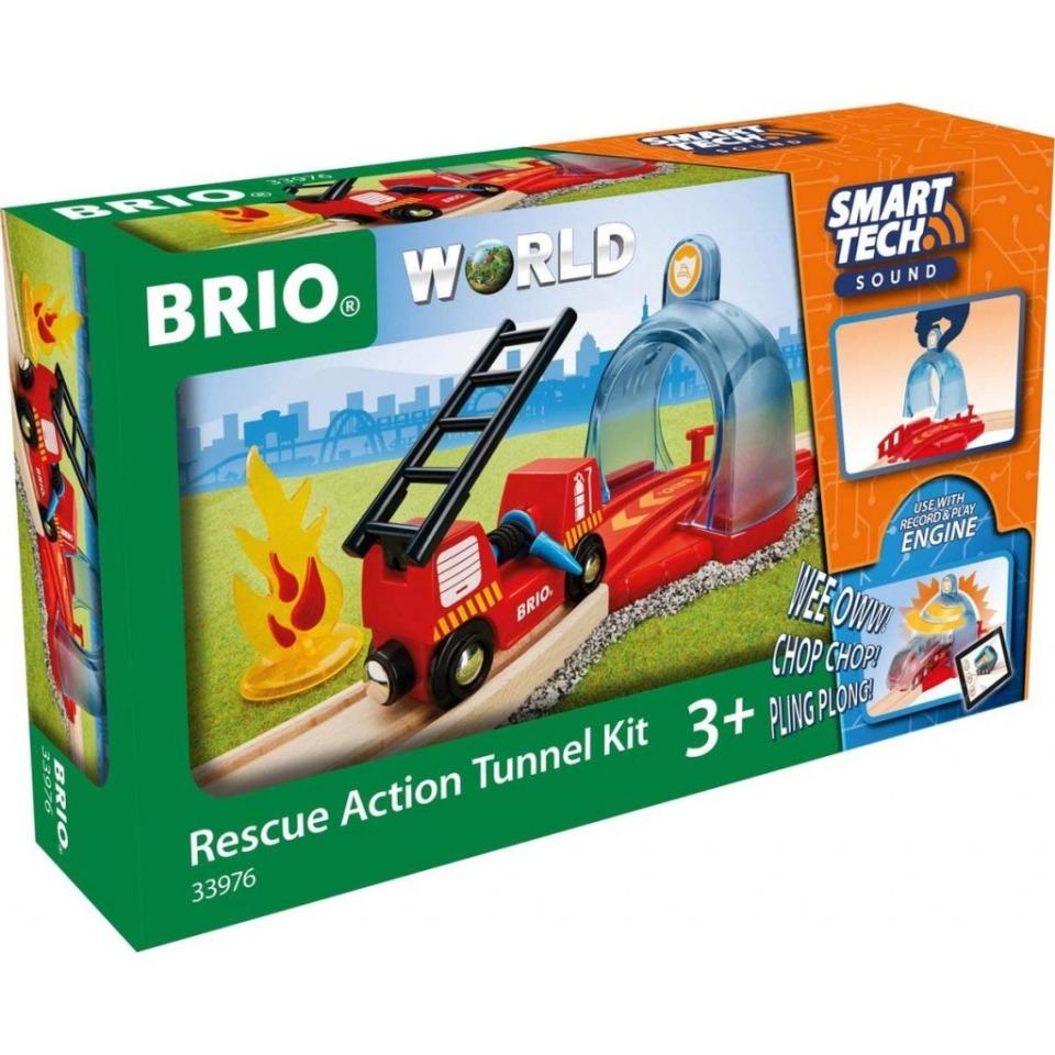 Obrázek 1 produktu BRIO 33976 SMART TECH SOUND Požární služba