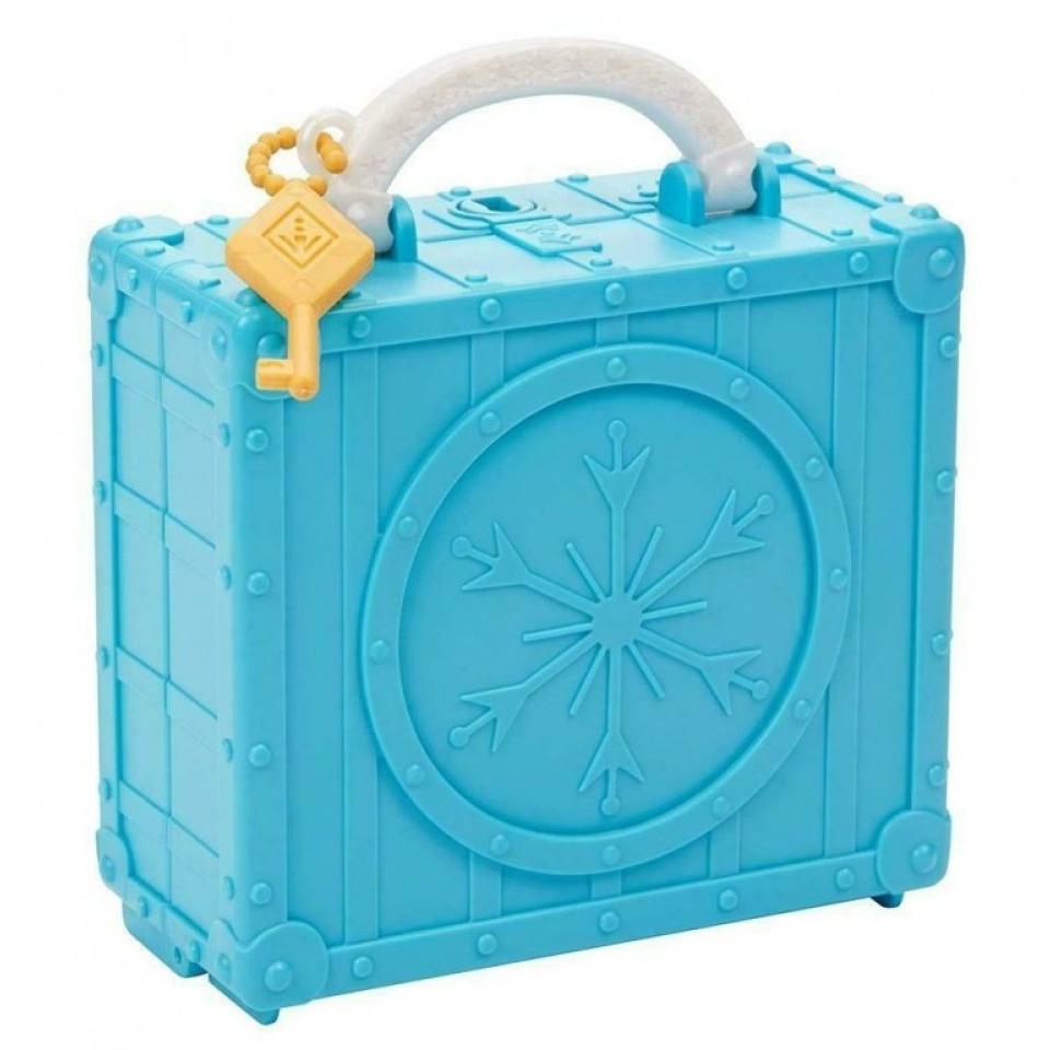 Obrázek 2 produktu Frozen 2 - Ledové Království Olaf v kufříku s doplňky, Hasbro E8845