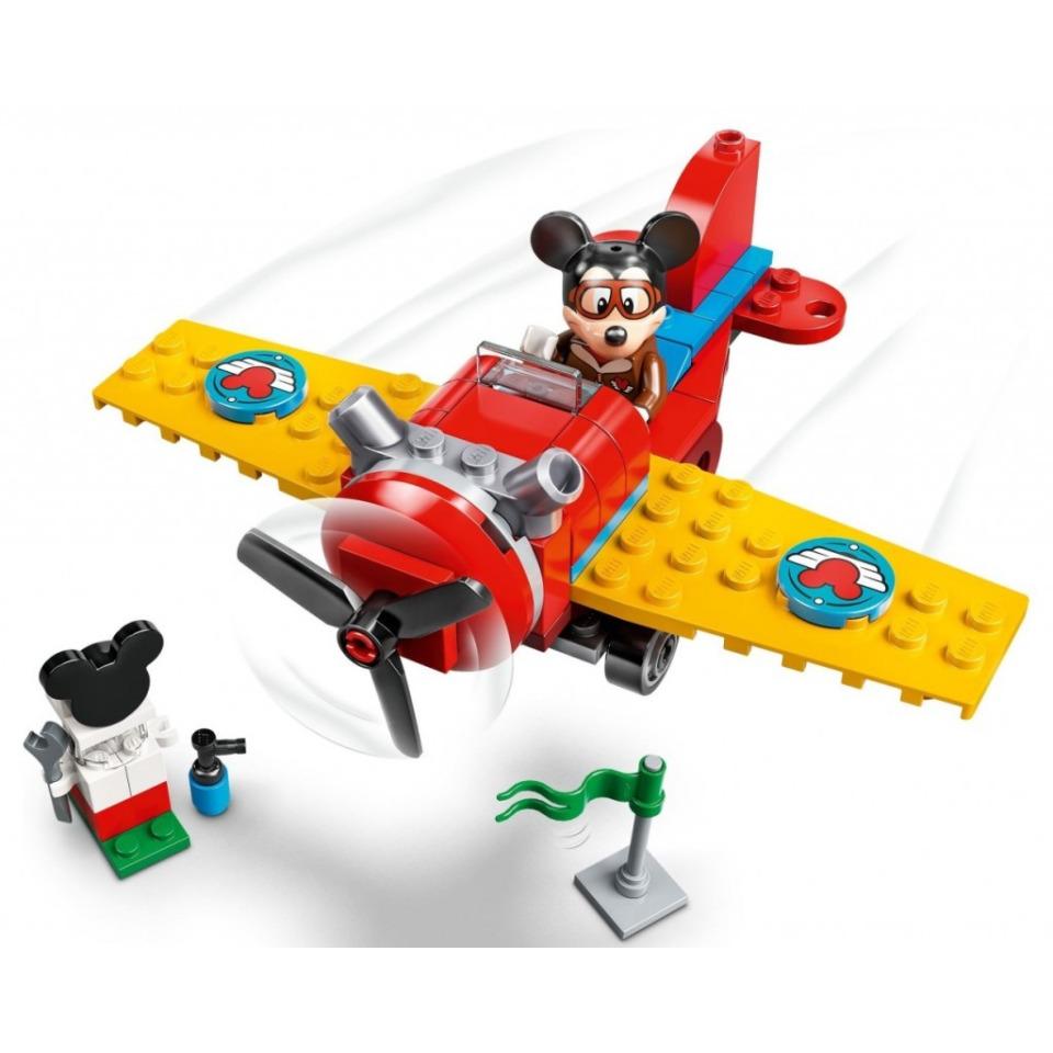 Obrázek 1 produktu LEGO Mickey 10772 Myšák Mickey a vrtulové letadlo