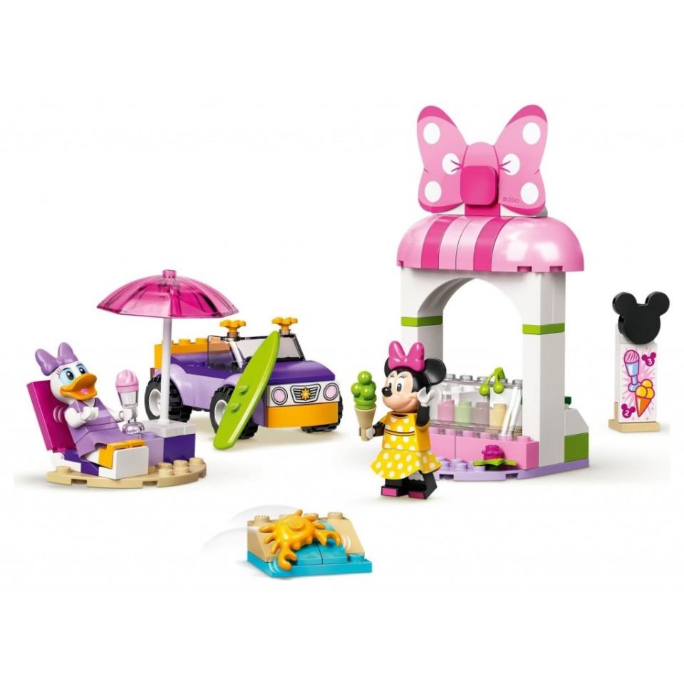 Obrázek 1 produktu LEGO Mickey 10773 Myška Minnie a zmrzlinárna