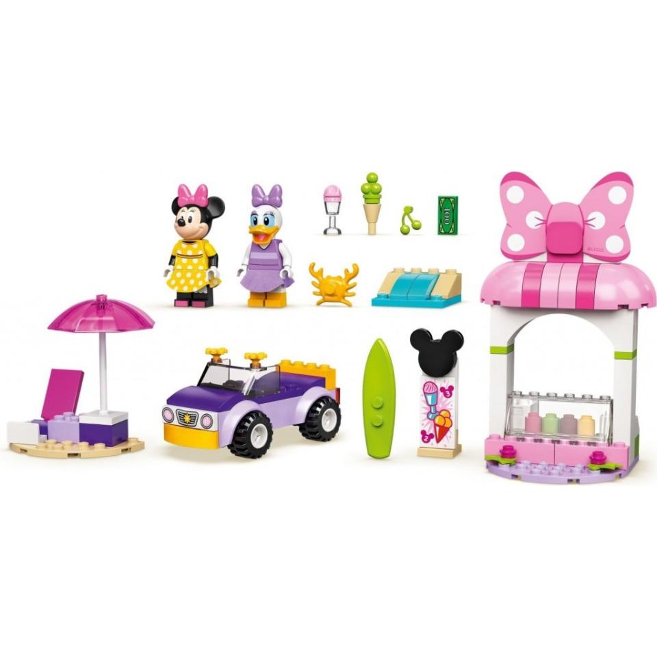 Obrázek 2 produktu LEGO Mickey 10773 Myška Minnie a zmrzlinárna