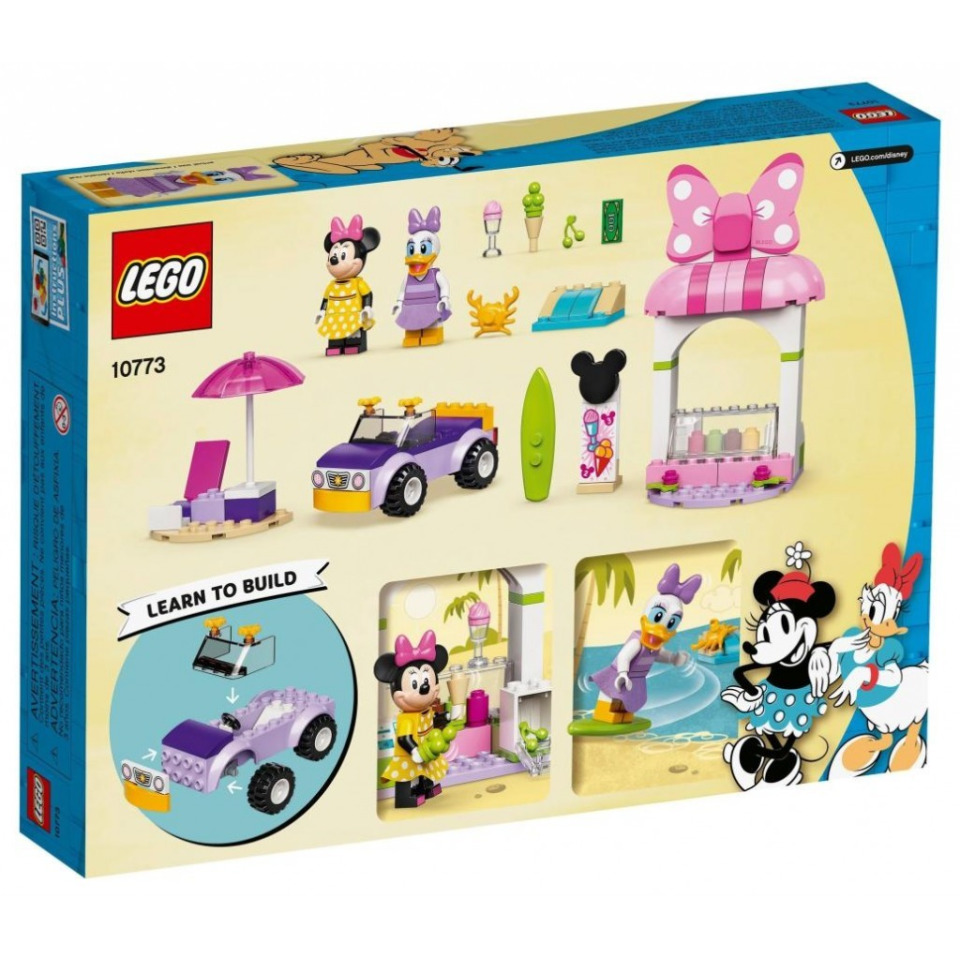 Obrázek 3 produktu LEGO Mickey 10773 Myška Minnie a zmrzlinárna