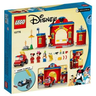 Obrázek 4 produktu LEGO Mickey 10776 Hasičská stanice a auto Mickeyho a přátel