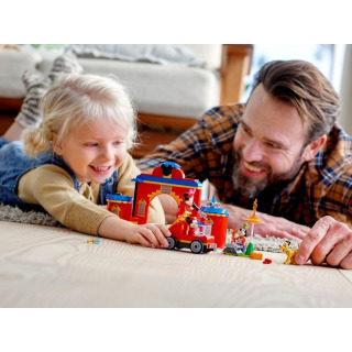 Obrázek 5 produktu LEGO Mickey 10776 Hasičská stanice a auto Mickeyho a přátel