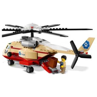 Obrázek 3 produktu LEGO CITY 60302 Záchranná operace v divočině