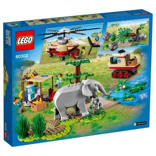 Obrázek 4 produktu LEGO CITY 60302 Záchranná operace v divočině