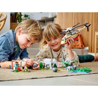 Obrázek 5 produktu LEGO CITY 60302 Záchranná operace v divočině