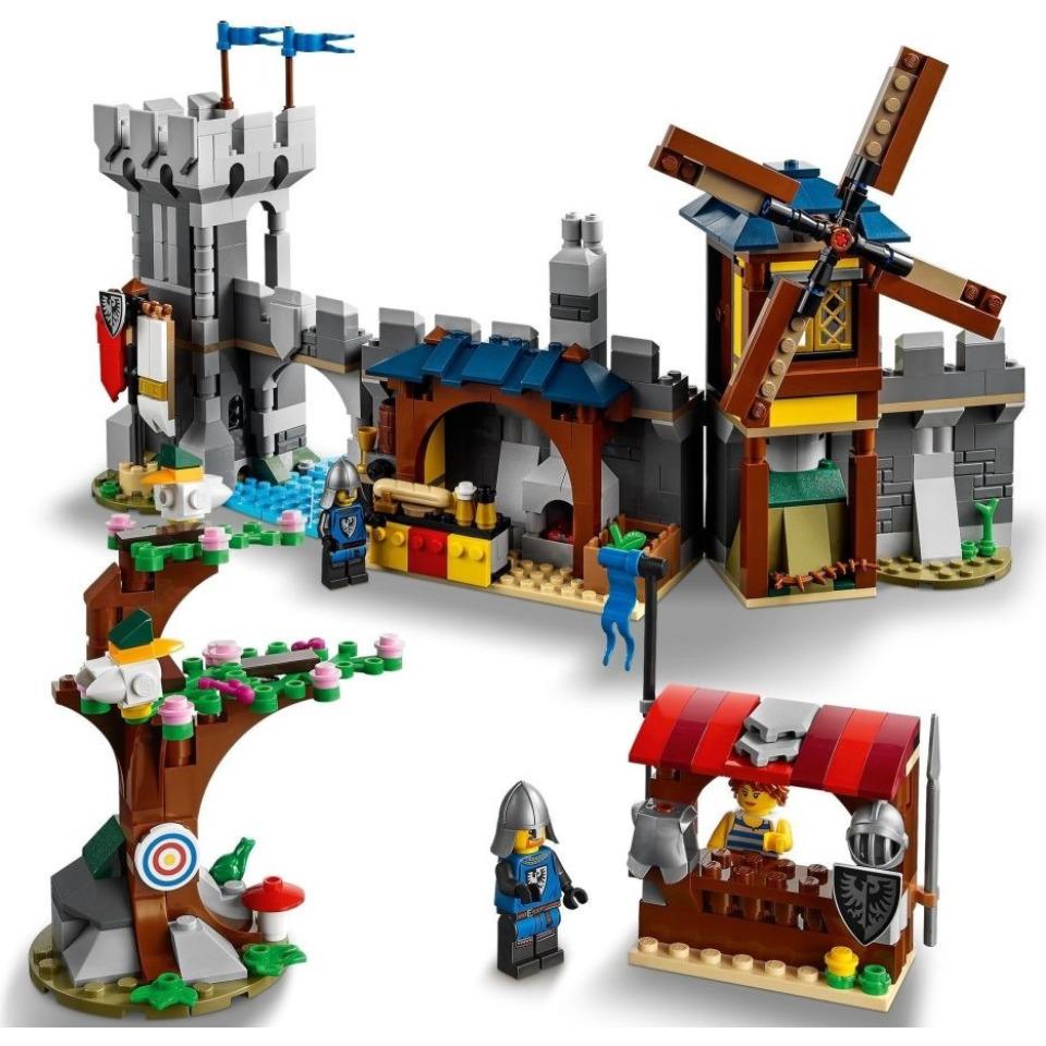 Obrázek 2 produktu LEGO CREATOR 31120 Středověký hrad