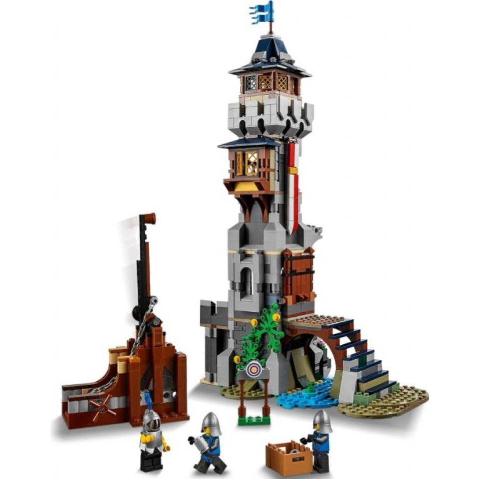 Obrázek 3 produktu LEGO CREATOR 31120 Středověký hrad