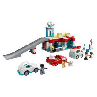 Obrázek 3 produktu LEGO DUPLO 10948 Garáž a myčka aut