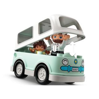 Obrázek 4 produktu LEGO DUPLO 10948 Garáž a myčka aut