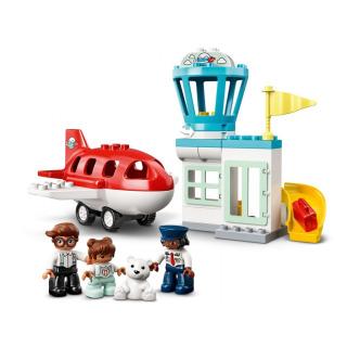 Obrázek 2 produktu LEGO DUPLO 10961 Letadlo a letiště