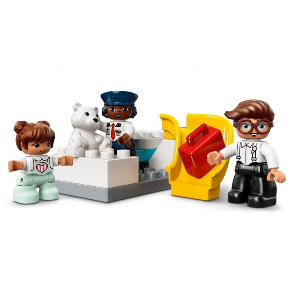 Obrázek 3 produktu LEGO DUPLO 10961 Letadlo a letiště