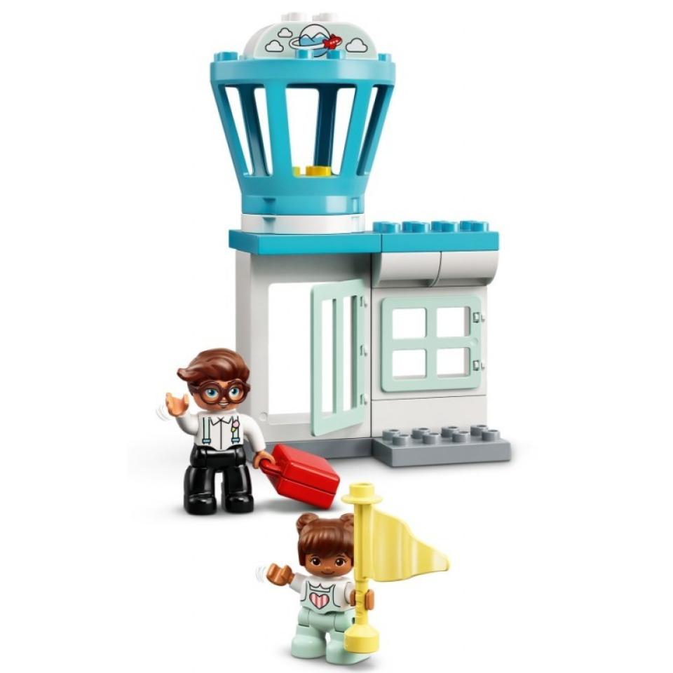 Obrázek 4 produktu LEGO DUPLO 10961 Letadlo a letiště