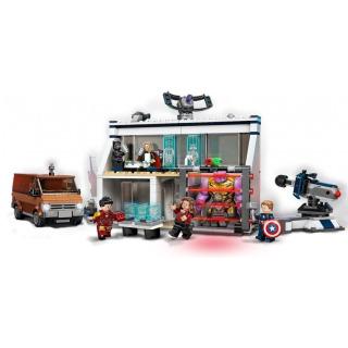 Obrázek 3 produktu LEGO Super Heroes 76192 Avengers: Endgame – poslední bitva