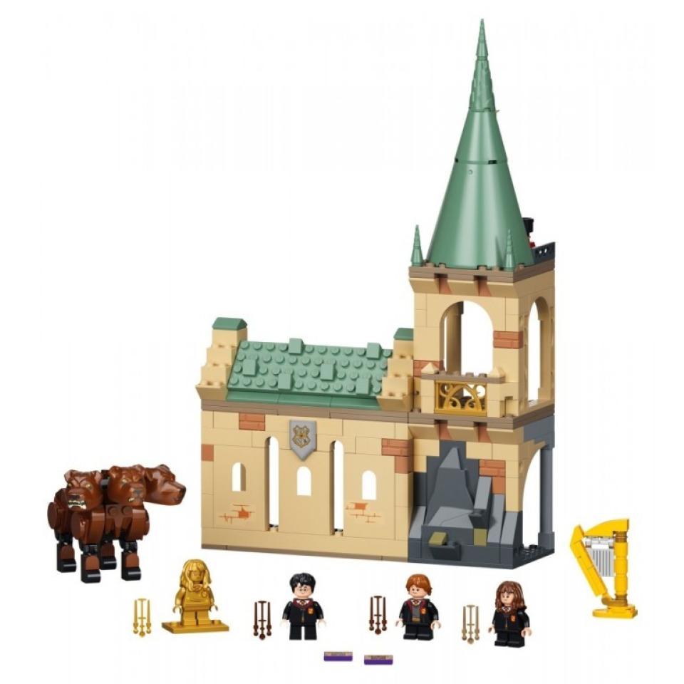 Obrázek 1 produktu LEGO Harry Potter™ 76387 Bradavice: setkání s Chloupkem