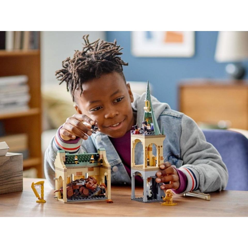 Obrázek 3 produktu LEGO Harry Potter™ 76387 Bradavice: setkání s Chloupkem